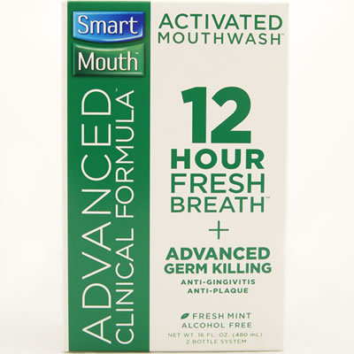 SmartMouth Advanced Clinical Formula
