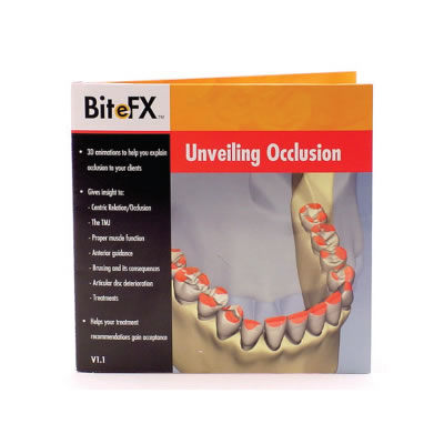 BiteFX Concepts of Occlusion Software V1.2