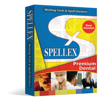 Spellex Premium Dental Spelling Software