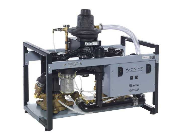 VacStar Wet Vacuum Systems