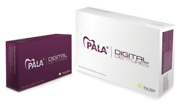 Pala Digital Dentures Starter Kit