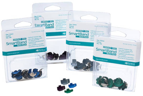 ContactPro® SmartBands Matrix Bands (Coated)