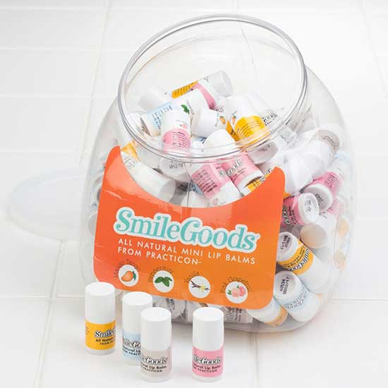 SmileGoods Mini Lip Balms
